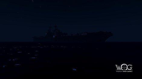 WOG 22 Авианосец