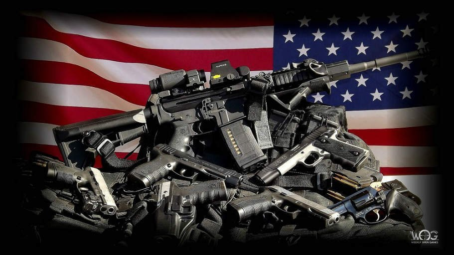 From USA with gun