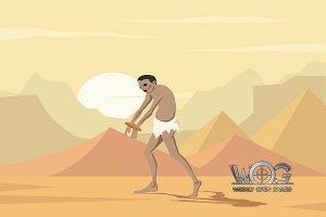 Desert slaves