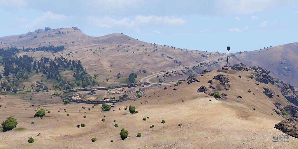 Перевал Наран-Дар