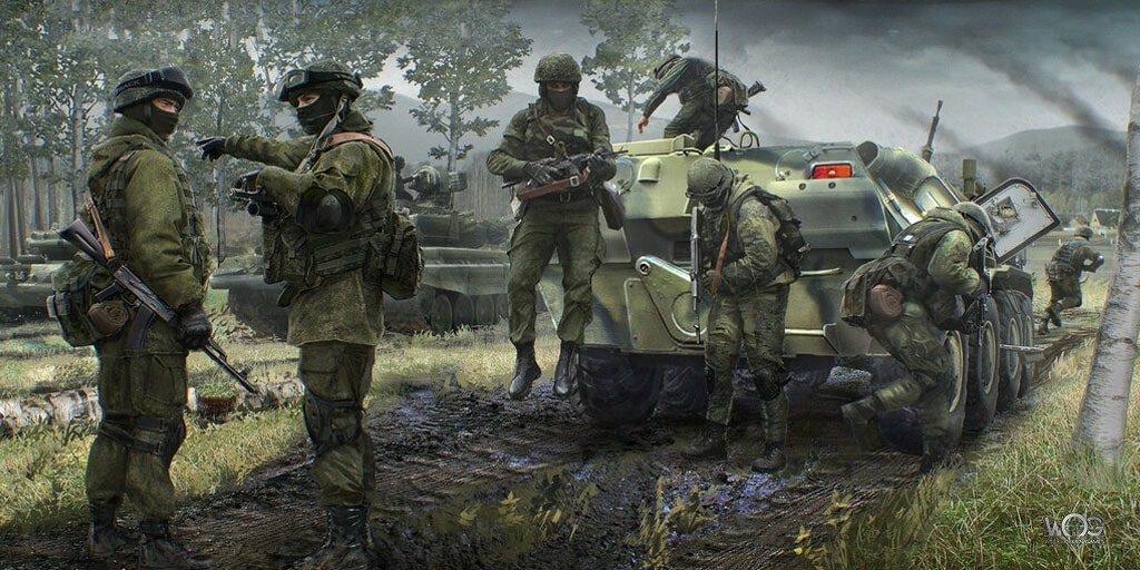 WOG 195 Liberation is Ahead!