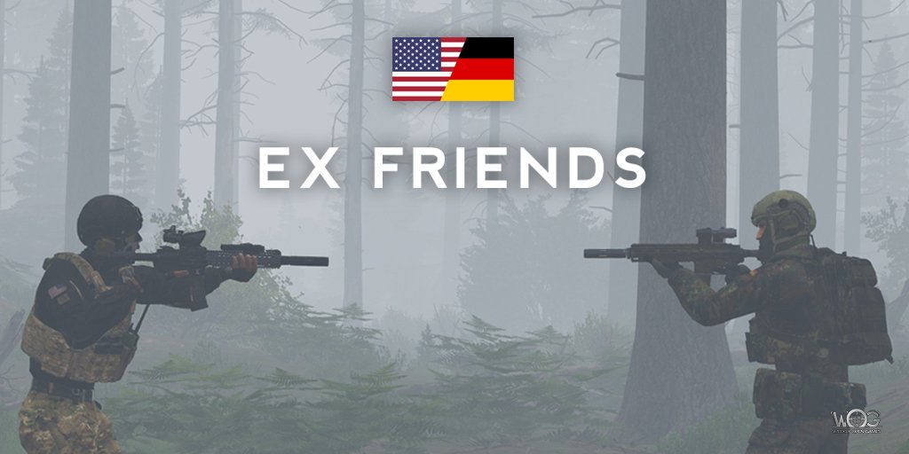 Ex Friends